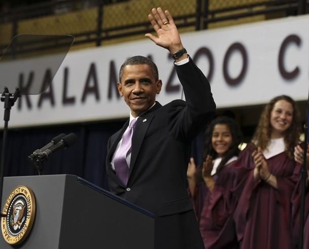 Kalamazoo | The Obama Diary