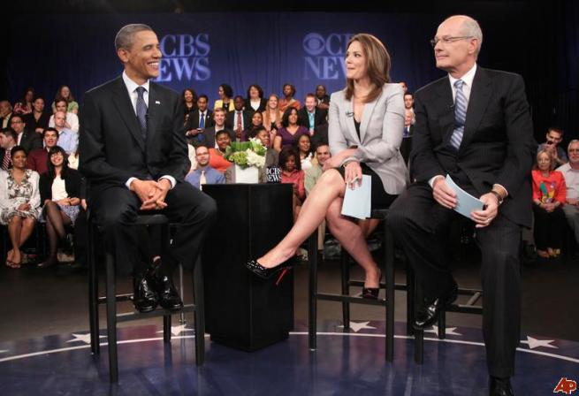 Erica Hill Feet And Shoes http://theobamadiary.com/2011/05/11/townhall/