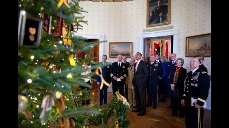 aloha christmas tree lighting 2012 presidential candidates