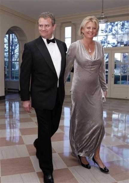 Claire Shipman Jay Carney Wedding