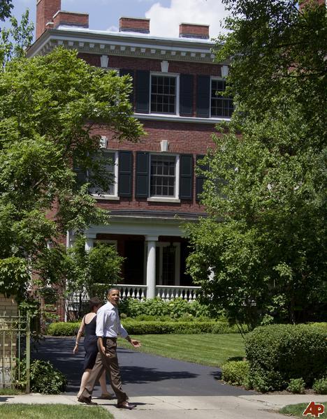 Obama Tour Hyde Park