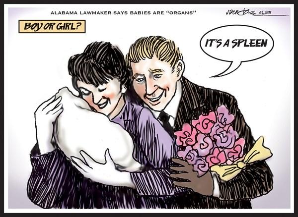 Current Political Cartoons