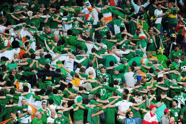 Ireland+v+Croatia+-+Group+C-+UEFA+EURO+2012
