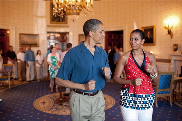 barack_obama_michelle_obama_marching