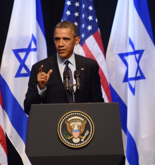 US-President-Barack-Obama-Gives-Speech-Jerusalem