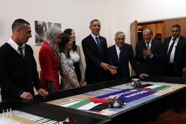 US-President-Barack-Obama-visits-West-Bank