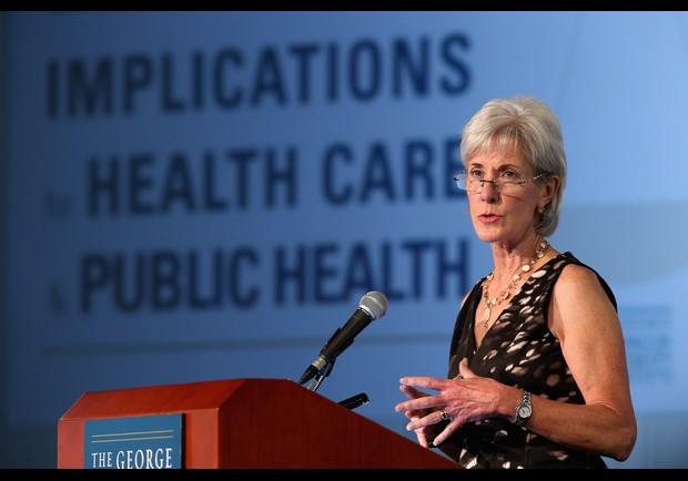 Sebelius Discusses Supreme Court Decision On Affordable Care Act