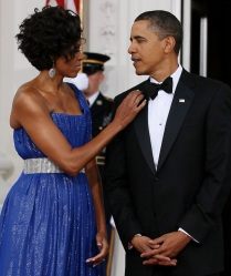 Michelle+Obama+Barack+Obama+Obamas+Greet+Mexican+l02vcVGxzC4x