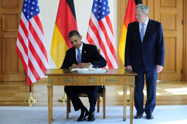 GERMANY-US-DIPLOMACY-OBAMA