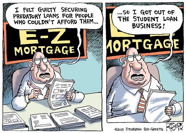 Predatory Loans