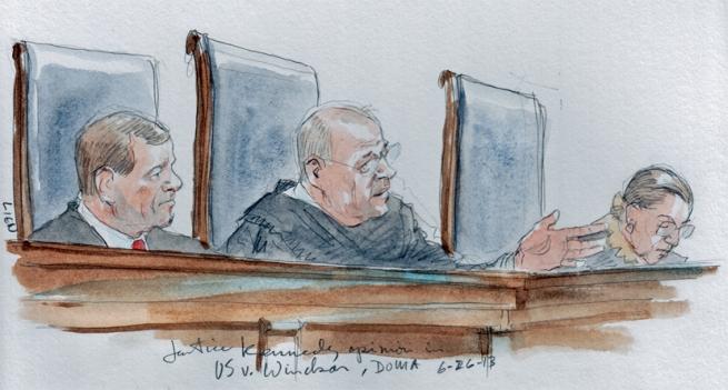 SCOTUS opinion: US v Windsor, 12-307