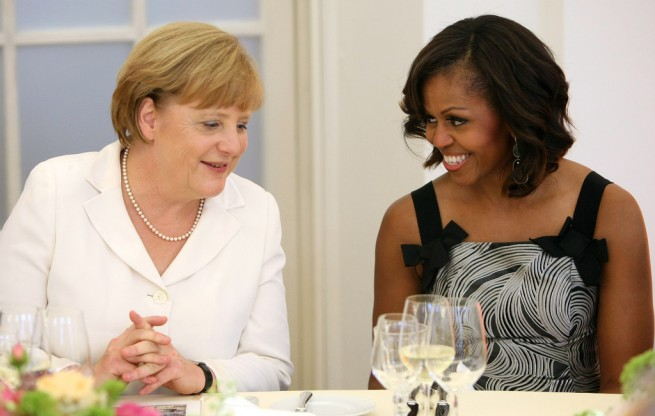 Michelle+Obama+Guests+Arrive+Charlottenburg+v1ftUKX-7JUx