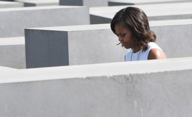 Michelle+Obama+President+Obama+Visits+Berlin+gj9ykohrIIMx