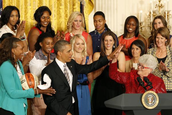 OBAMA-WNBA