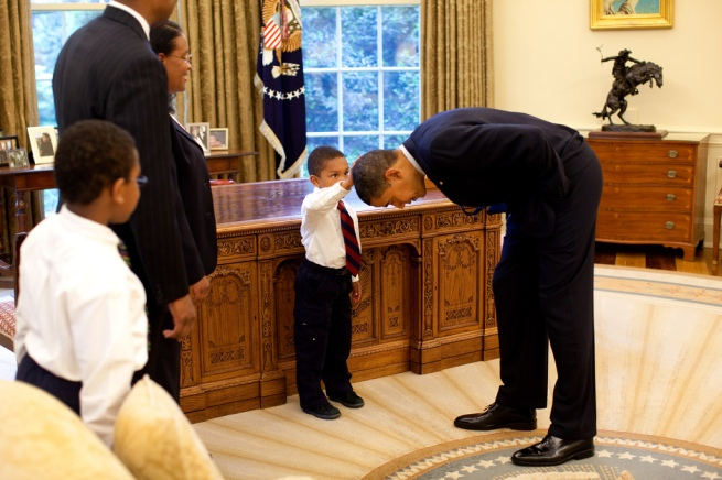 President-Obama-5-year-old-boy