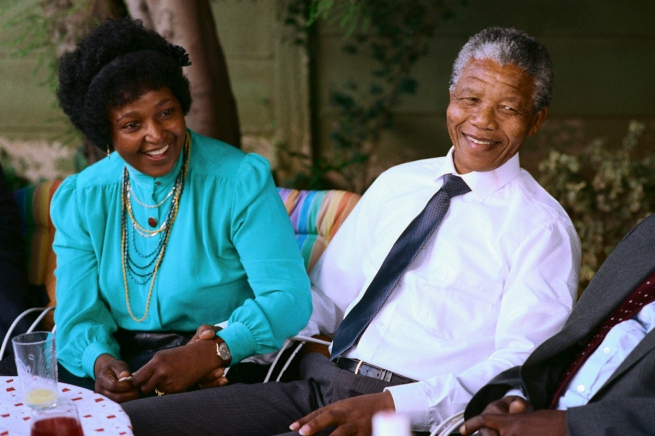 Nelson Mandela- Photographs by David Turnley