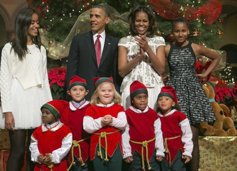 obama banned word christmas