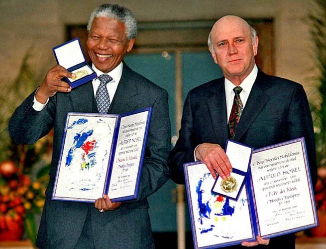 Nelson Mandela | 1993