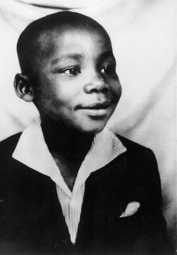 ... as michael king jr his father was michael king sr but in the early