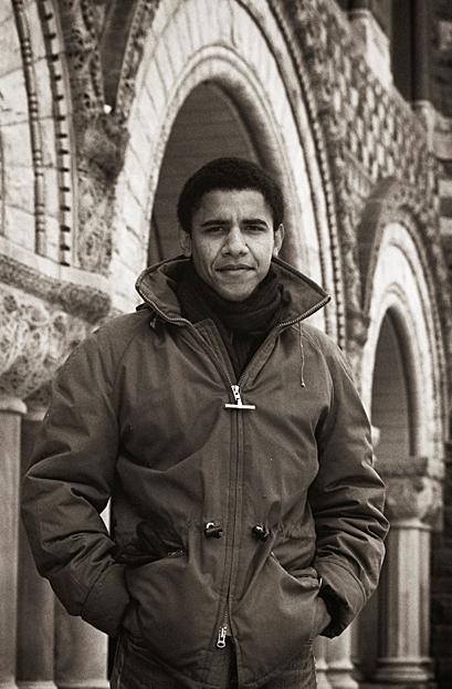 Barack Obama could be the next president of Harvard University