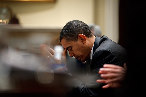 Obama-Prayer