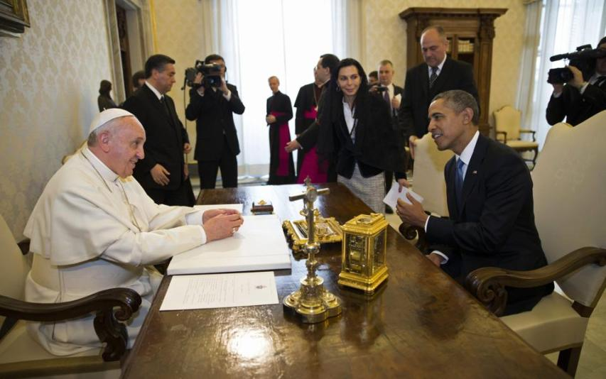 2014-03-27T094459Z_812581599_GM1EA3R1D7E01_RTRMADP_3_POPE-OBAMA