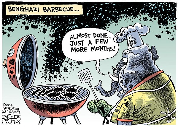 Benghazi Barbecue