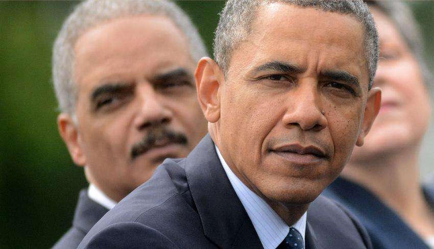 Image result for Holder: Obama is 'ready to roll'