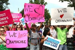 Supreme Court Upholds Obama's Affordable CareAct