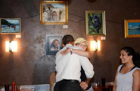 obama-lunch