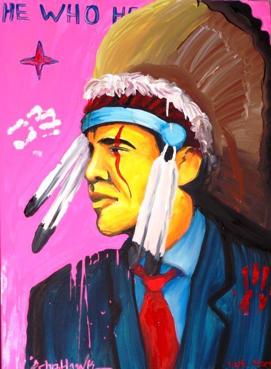 POTUS Native American