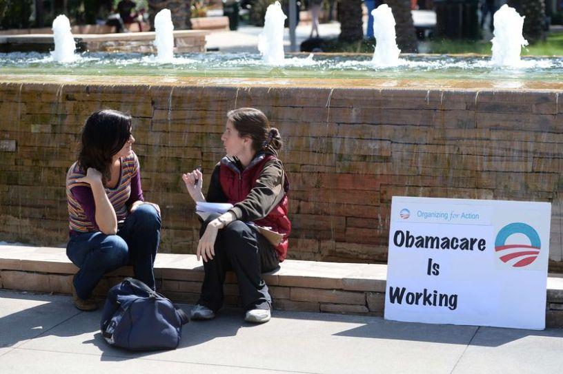 Image: US-POLITICS-ECONOMY-BUDGET-OBAMACARE-FILES
