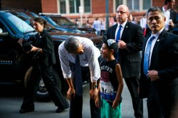 """President Barack Obama in Denver, CO"""