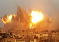 """PALESTINIAN-ISRAEL-CONFLICT-GAZA"""