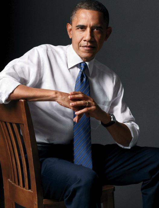 Obama New Yorker