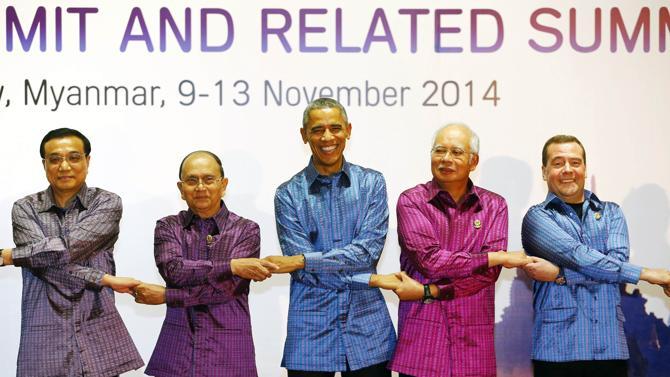 2014-11-12T153630Z_831293853_GM1EABC1TIU01_RTRMADP_3_MYANMAR-ASEAN
