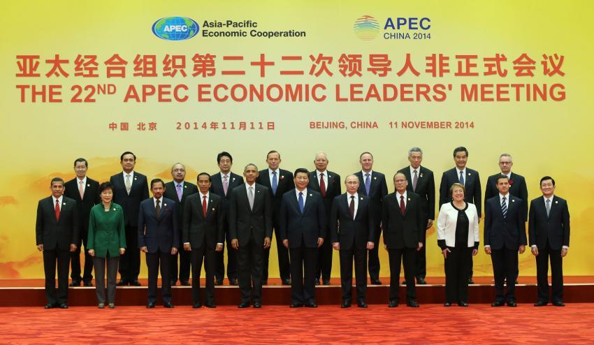 CHINA-APEC