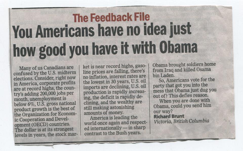 Obama Facts