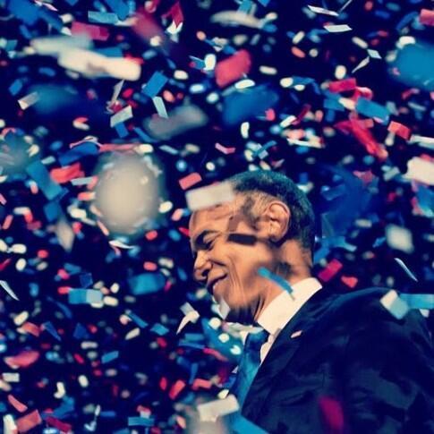 Obama 2012 Election