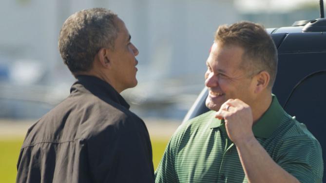 Barack Obama, Scorr Van Duzer
