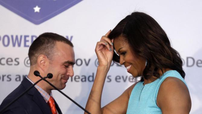 Michelle Obama, Dylan Tete