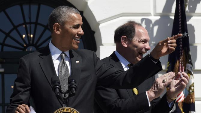 Barack Obama, Bob MCDonald