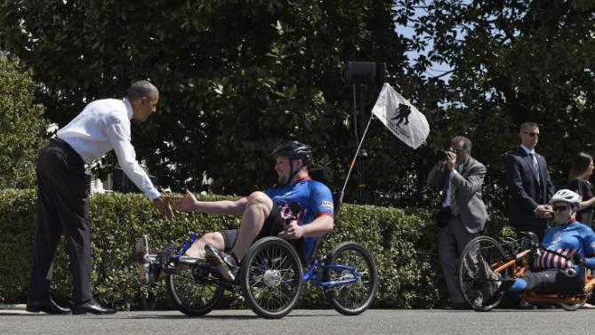 Barack Obama, Bradley Zimmer