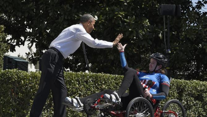 Barack Obama, Teresa-Anne Jackson