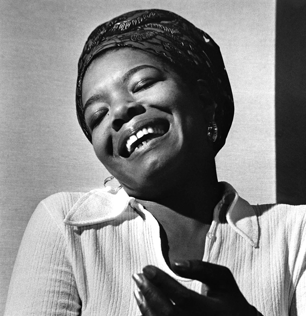 maya augelou Poems by maya angelou maya angelou, born april 4, 1928 as marguerite johnson in st louis, was raised in segregated rural arkansas she was a poet, historian, author, actress, playwright, civil-rights activist, produce.