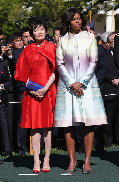 Michelle+Obama+President+Obama+Welcomes+Japanese+xonvlC_WePZl