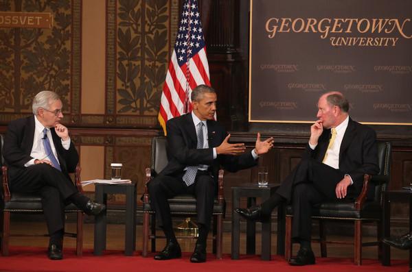 Barack+Obama+President+Obama+Addresses+Georgetown+B7XGwqx4JCXl