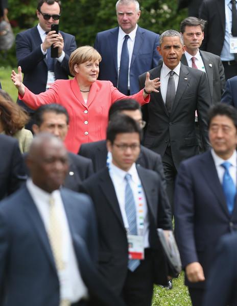 Barack+Obama+G7+Leaders+Meet+Summit+Schloss+ak1MD-EvRFXl