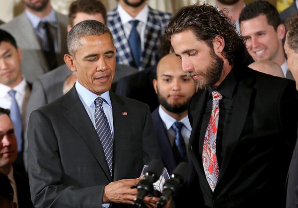 Barack+Obama+President+Obama+Hosts+World+Series+U1UujyMZyH6l