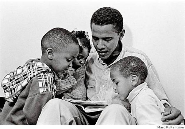 Kids Obama